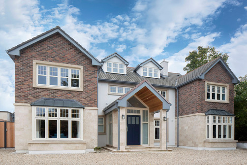 Castleknock front view
