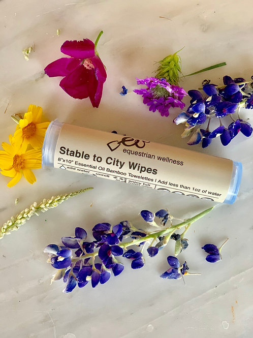 STABLE TO CITY WIPES -MONTHLY SUBSCRIPTION PLAN