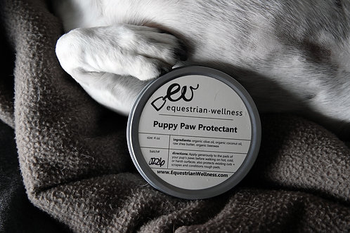 PUPPY PAW PROTECTANT
