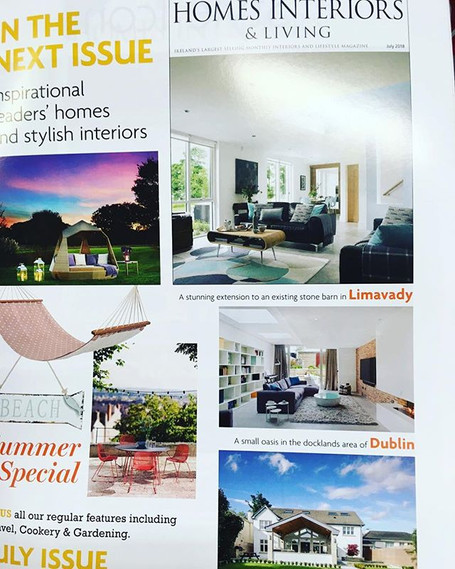 Ireland's Homes Interiors & Living