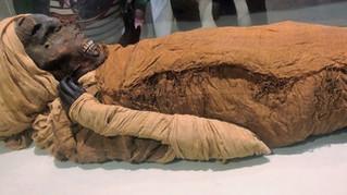 As Dead as a Mummy