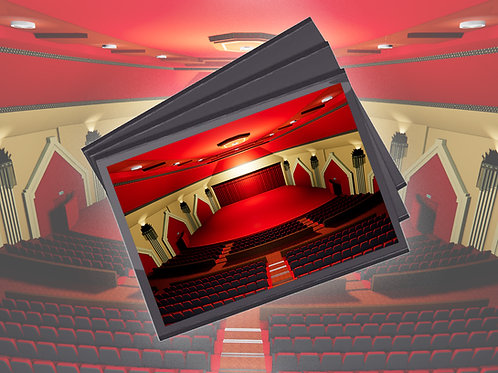 Magnet Selection: Recreating the Odeon