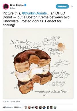 OREO Donut