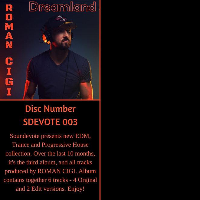 ROMAN CIGI - Adrenaline (Web Album Cover