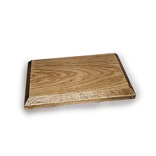 Solid Oak Wooden Display Base Plinth