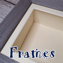 Handmade Shadow Box Frames and Picture Frames