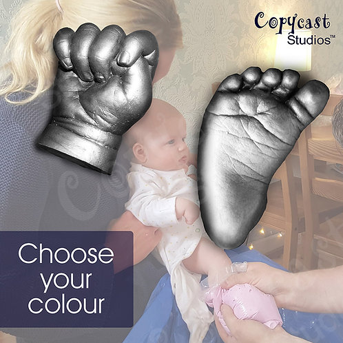 Baby Hand and Foot Casting Kit - Large