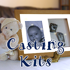 Keepsake Casting Kits, Baby Casting Kits, Lifecasting Kits, Belly Casting Kits