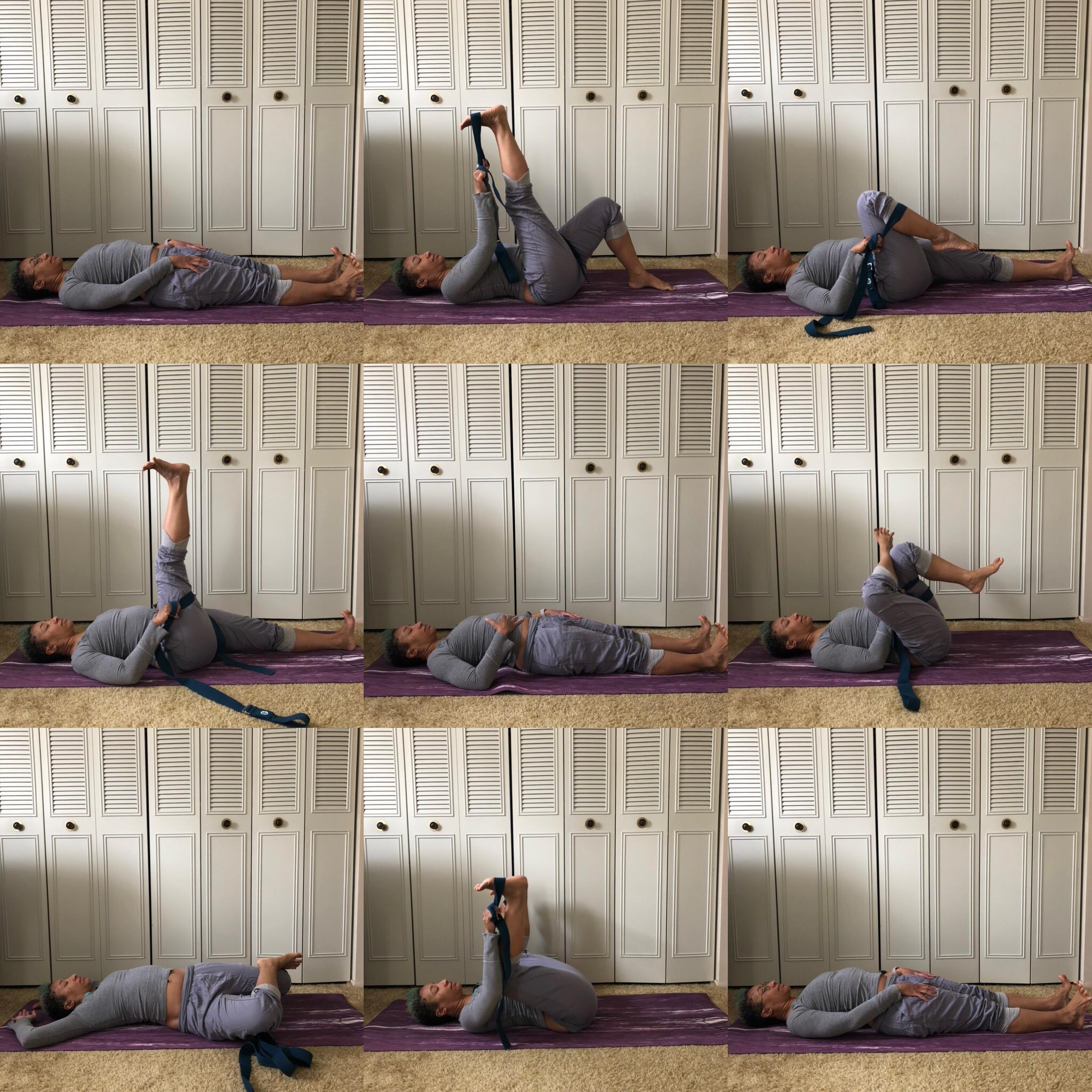 Yoga Private Target Awareness $45