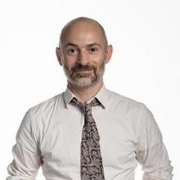 Professor Daniel Monk, Professor of Law at Birkbeck, University of London