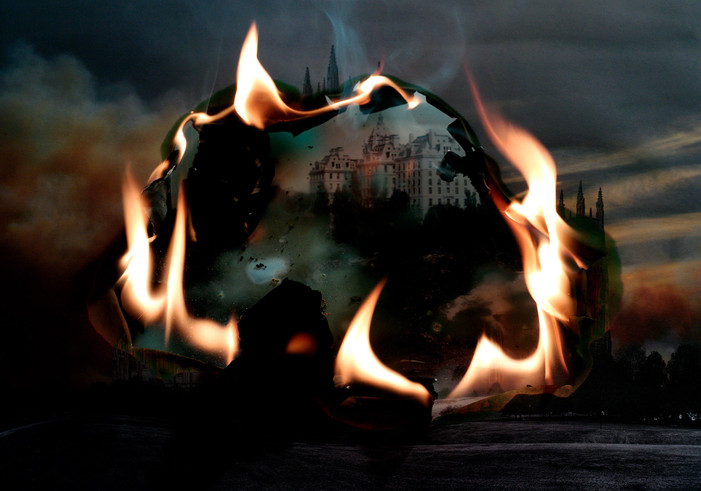 Stone on Stone (fire)