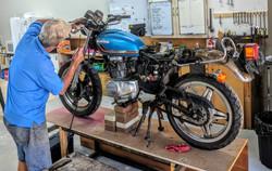 Motocycle 2019