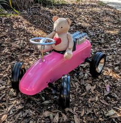 Kid's car August 2019