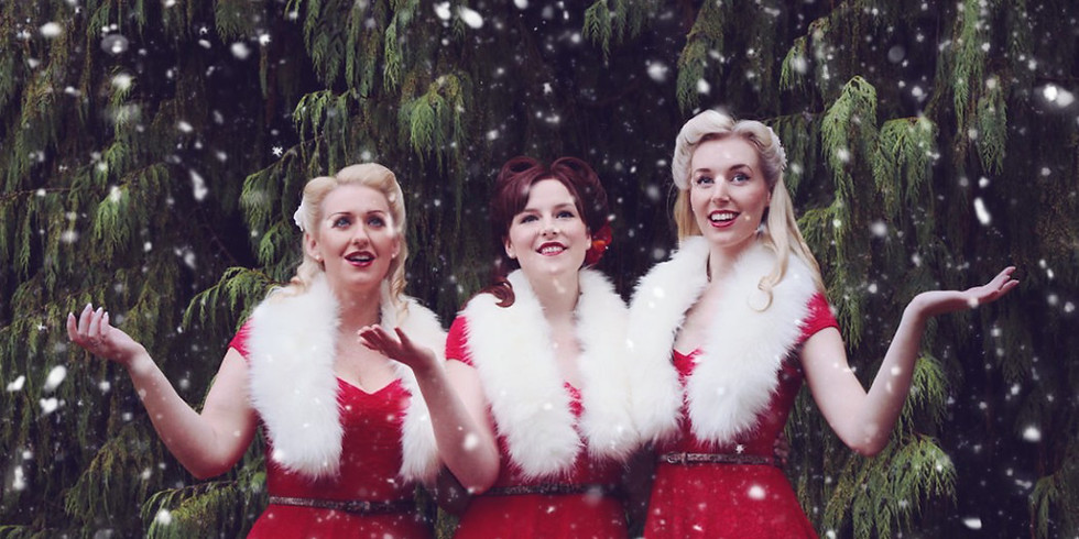 [CANCELLED] SPECIAL EVENT: CHRISTMAS WITH THE BLUEBIRD BELLES AND BUFFET