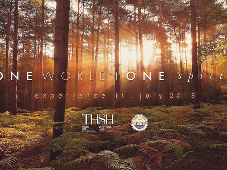 'One World, One Spirit' World Congress Event