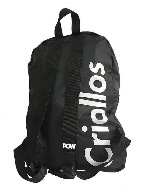 CRIOLLOS PACKABLE BACKPACK