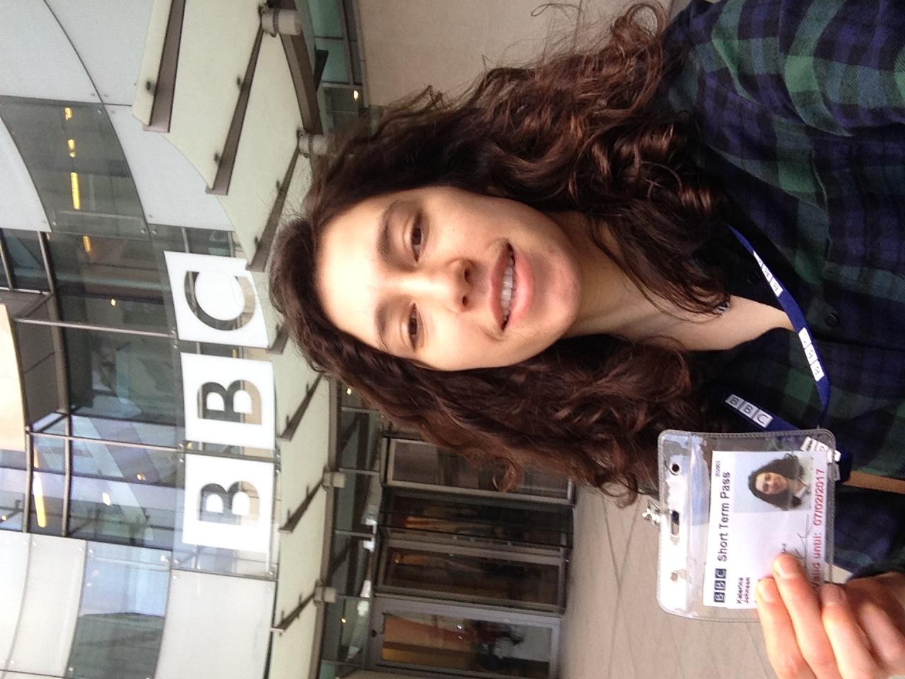 BBC INTERNSHIP