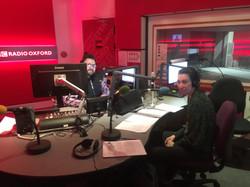 Live BBC Radio Interview