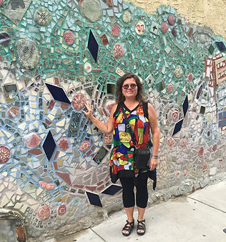 mosaic community project, south street philadelphia
