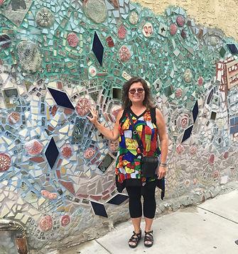 mosaic community project, south street philadelphia