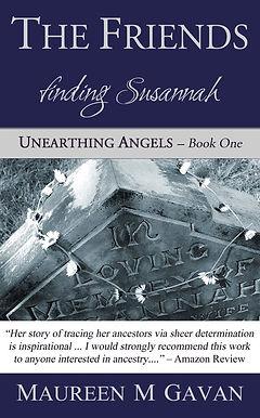 Finding Susannah eBook Cover by Maureen M Gavan