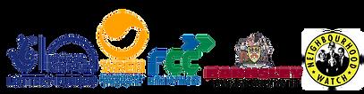 HLF, WREN, FCC, BMBC, BNHW Logos