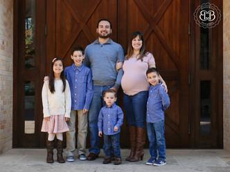 The Casias Family