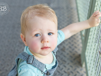 Cade is One!