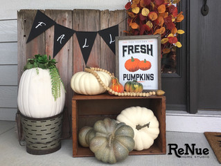 Fall Porch Decorating Ideas: One Porch, Three Inspired Designs
