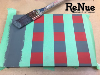 Paint Buffalo Plaid