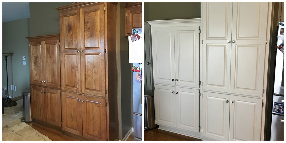Which Paint to use on Cabinets