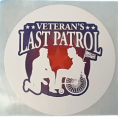 Last Patrol Sticker (5 Pack)