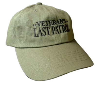 Unstructured Port & Company Soft Brushed Canvas Cap (Olive Green)
