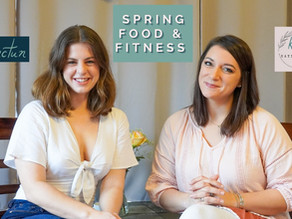 Spring Food & Fitness