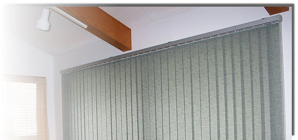 Vertical Blinds for Canmore - Cochrane, AB