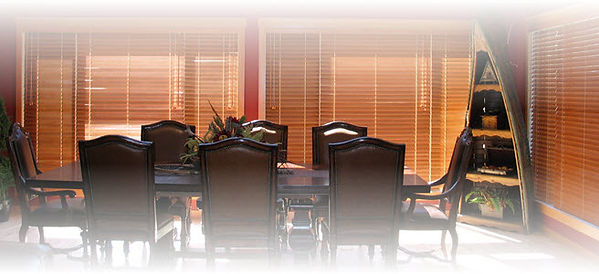 Wood Blinds in Canmore - Cochrane, AB