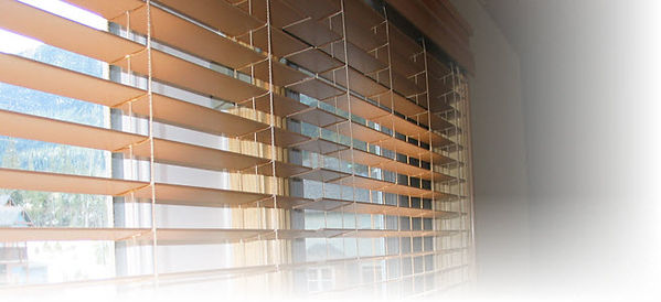 Faux Wood Blinds in Canmore - Cochrane, AB  Area