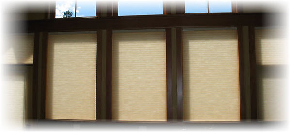 Cellular Honeycomb Shades - Canmore - Cochrane, AB