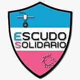 escudo da iniciativa de ajuda ao combate da covid19