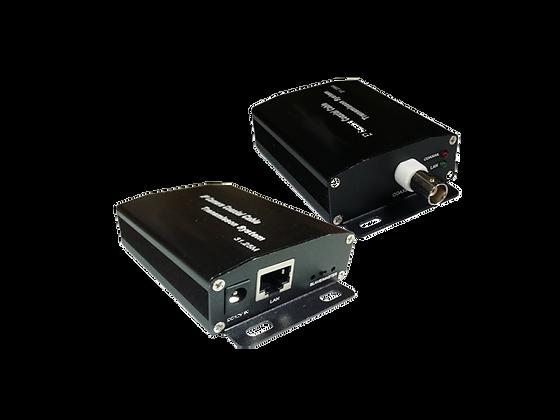 IP-COAX-S - Конвертер/преобразователь с коаксиального сигнала на LAN