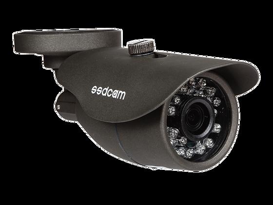 Уличная HD-AHD видеокамера AH-366A