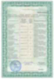 Лицензия на ТРУБЫ БУ (очистка)