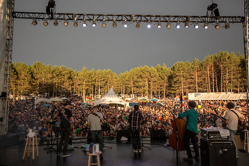 The Infamous Stringdusters at Blue Ox Music Festival