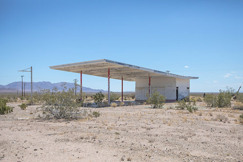Mojave Gas Station