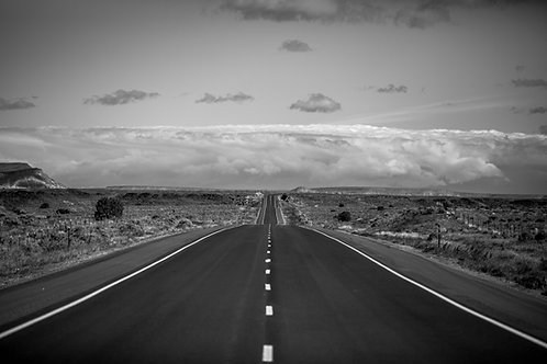Route 66 Road BW