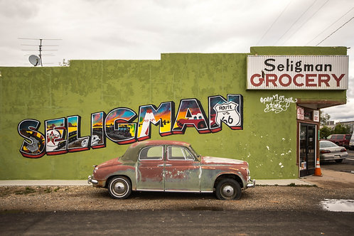 Seligman Grocery