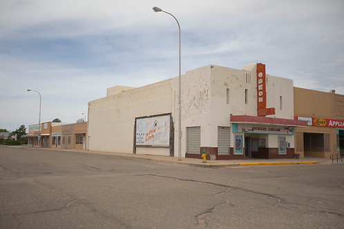 Oden Theater Tucumcari New Mexico