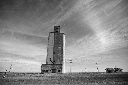 Grain elevator Amarillo Texas