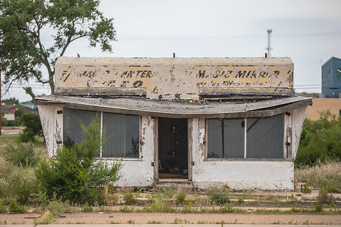 Tucumcari New Mexico Abandoned