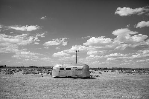 Desert Airstream